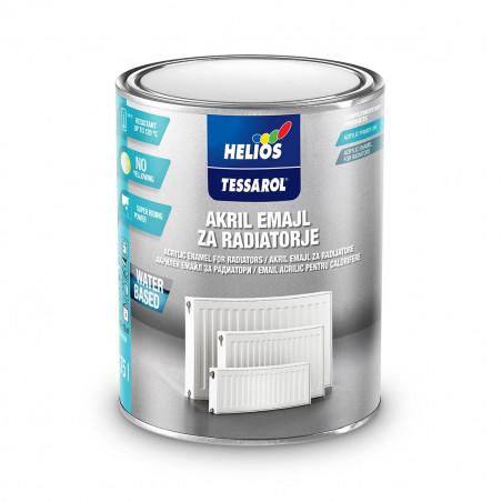 Акрилен емайл за радиатори - Helios TESSAROL