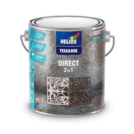 Покритие 3в1 за директно нанасяне - Helios TESSAROL DIRECT 3in1