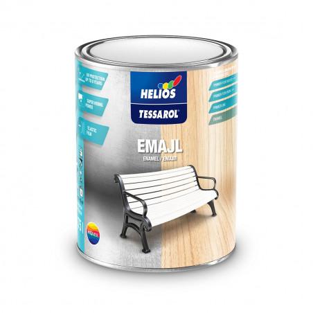 Eмайл за прозорци, врати, мебели, дървени облицовки Helios TESSAROL