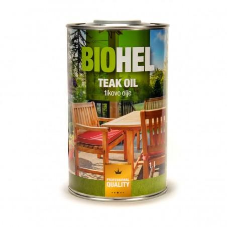 Тиково био масло BIOHEL