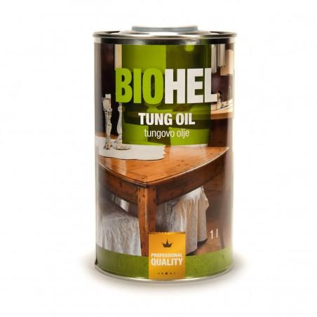 Тунгово био масло BIOHEL