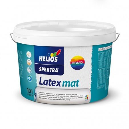 Боя за стени на обществени и жилищни помещения HELIOS SPEKTRA LATEX MAT
