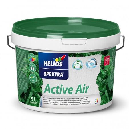 Боя за вътрешни стени HELIOS SPEKTRA Active Air, разграждаща формалдехида във въздуха