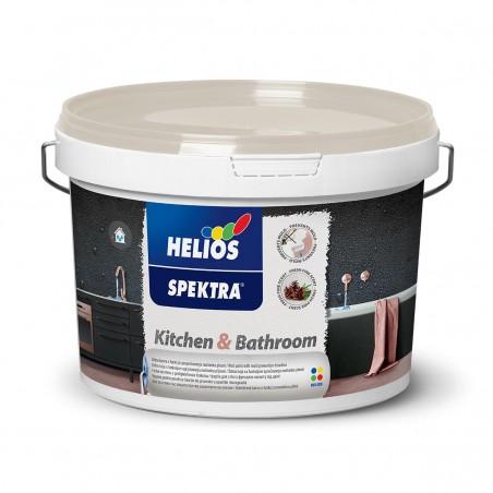 Боя за стени и тавани в кухни, бани, перални помещения HELIOS SPEKTRA Kitchen & Bathroom