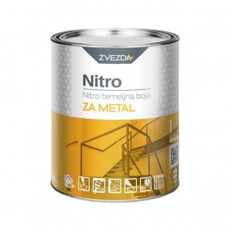 Грунд за метал ZVEZDA NITRO