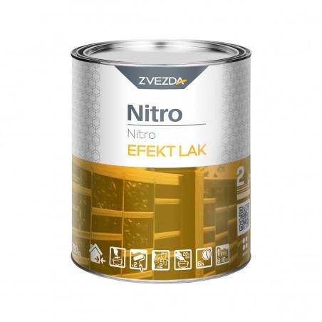 Лак за метал ZVEZDA NITRO EFEKT