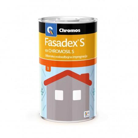 Импрегнация CHROMOS FASADEX S