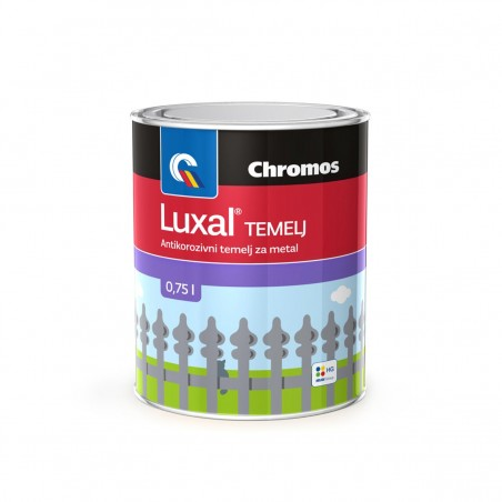 Алкиден грунд Chromos LUXAL