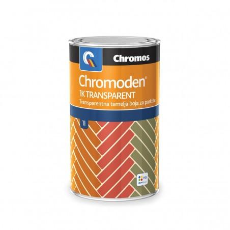 Еднокомпонентно покритие за паркет и дървени настилки Chromos CHROMODEN TRANSPARENT на база разтворител