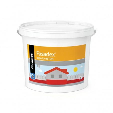 Акрилна боя за бетон Chromos FASADEX