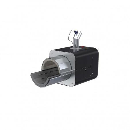 Индустриална пелетна горелка PellasX M-Line