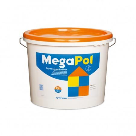 Боя за стени и тавани в интериора Chromos MEGAPOL - клас 5 EN 13300