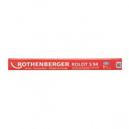 Rothenberger ТВЪРД ПРИПОЙ ROLOT S-94, L-CU P6,1kg